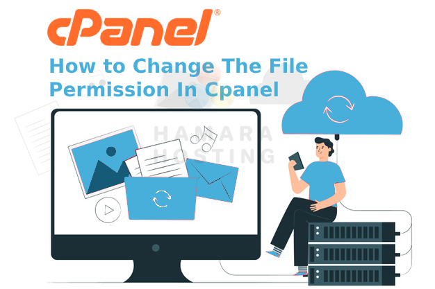 How to Change The File Permission In Cpanel