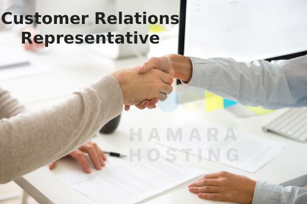 Customer Relations Representative