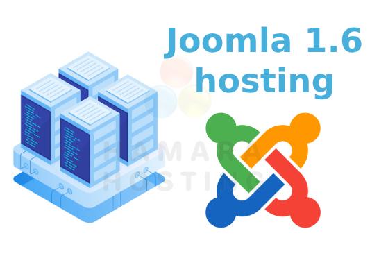 joomla 1.6 hosting