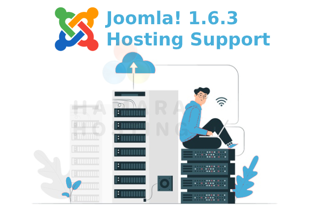 Joomla! 1.6.3 Hosting Support