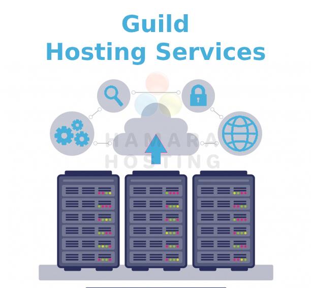 Guild Hosting Services