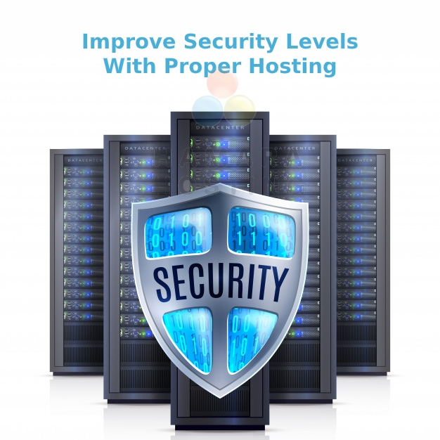 Improve Security Levels with Proper Hosting