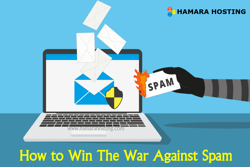 How to Overcome Spam from Unknown Threats
